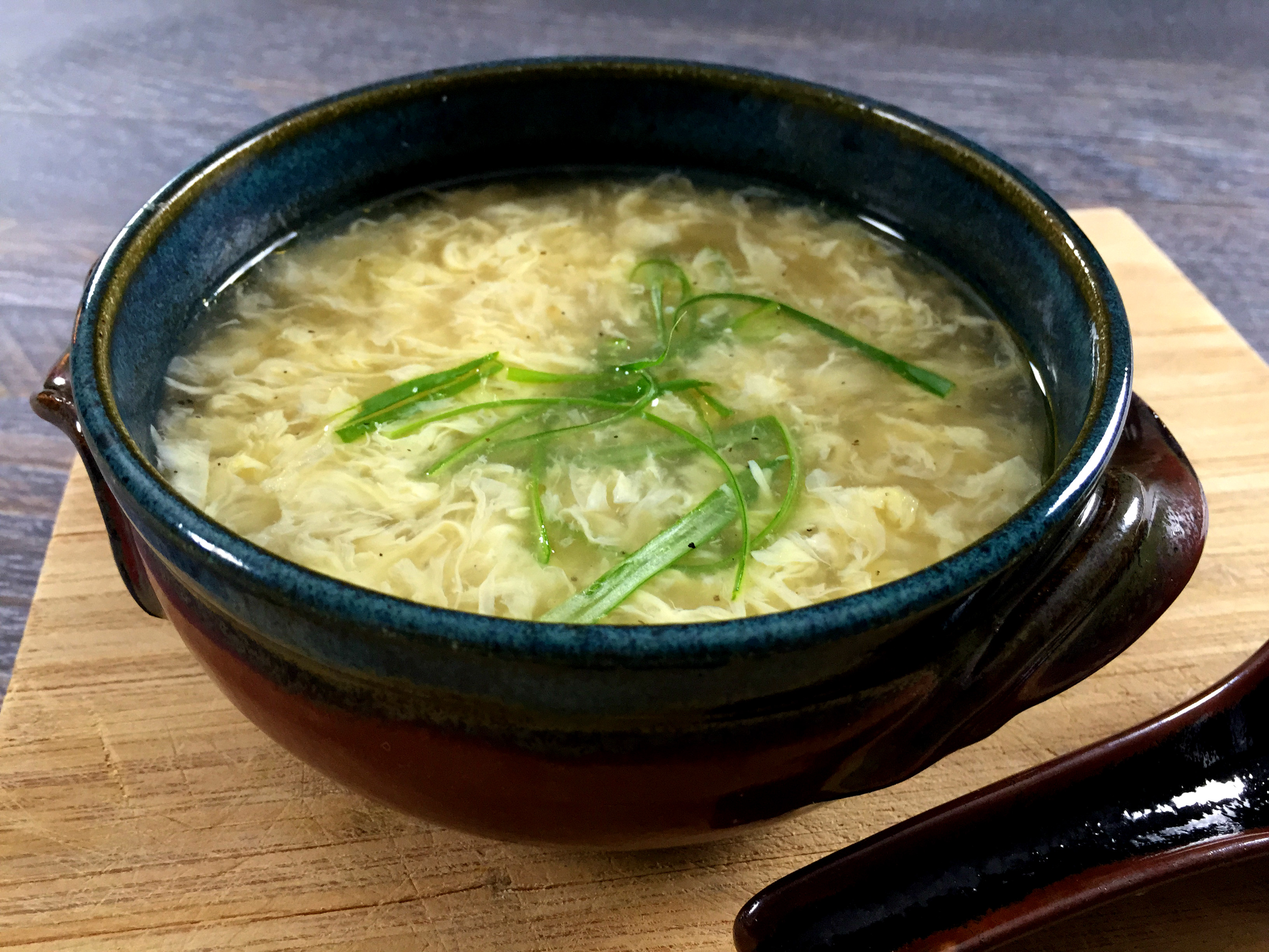 How to Make Egg Drop Soup - Home or Restaurant Style