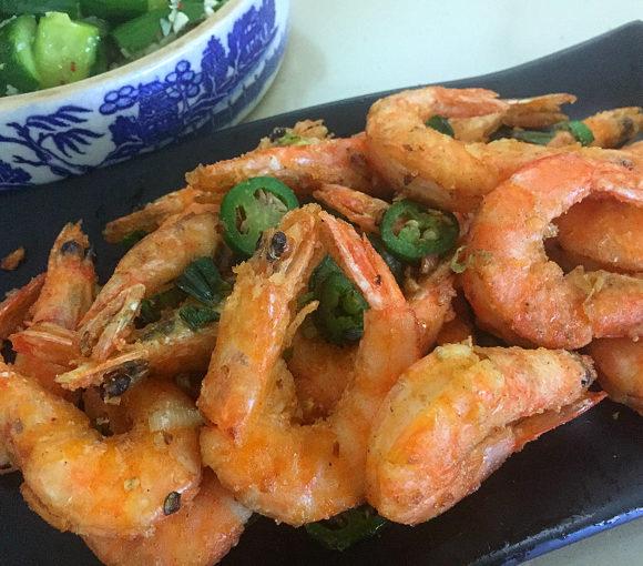 Salt Pepper Shrimps fw